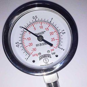 Manovacuómetro Winters PFP861ZRR 11R1 StabiliZR